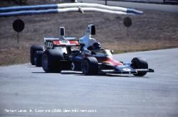Jackie Oliver Shadow DN6 #0